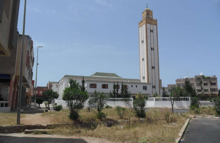Mosque Al Fath