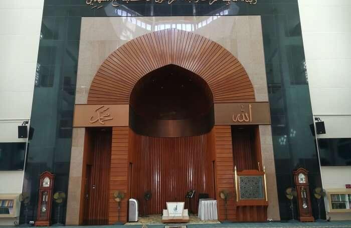 Mosque-Al-Iman