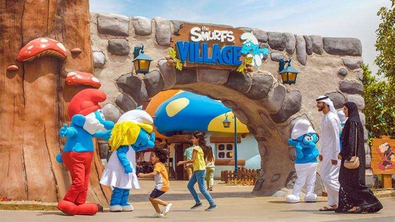 Motiongate Dubai at Dubai Parks and Resorts