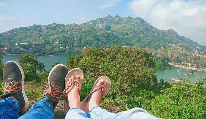 Mount Abu View