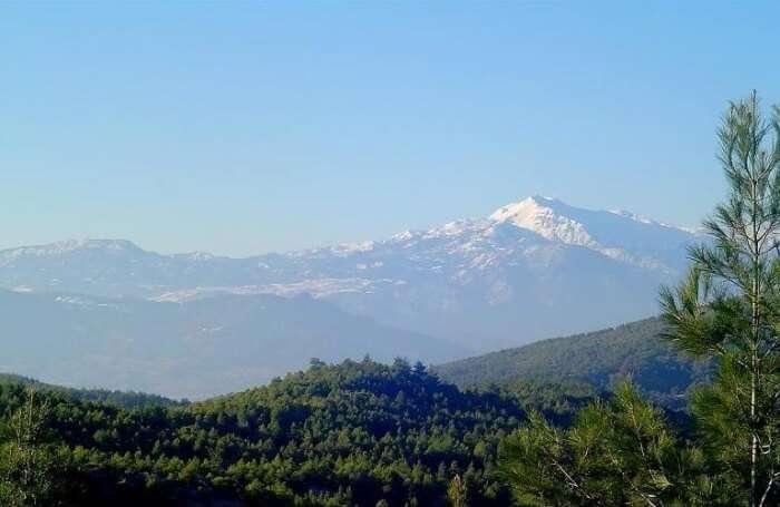 Mount Honaz