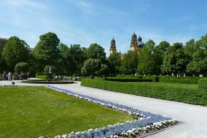 Munich-Parks