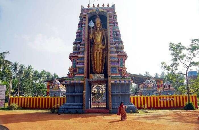Munneshwaram Hindu Temple
