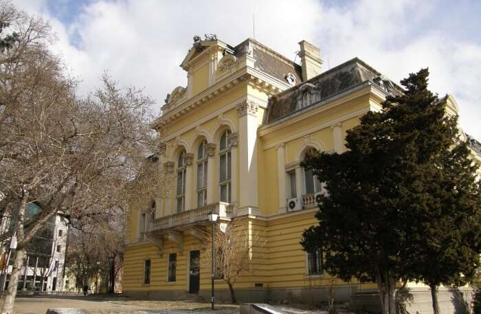 National Ethnographic Museum in Sofia