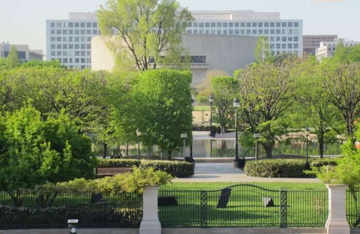 National Gallery of Art's Sculpture Garden