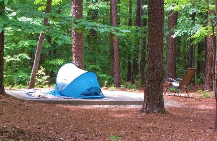Nature Camping