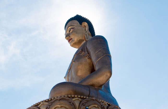 Buddha Bhutan Buddha Dordenma Statue