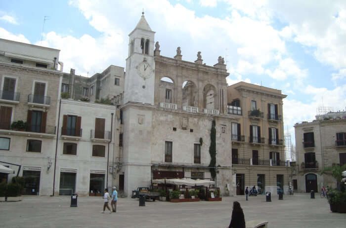 Old Town Of Bari