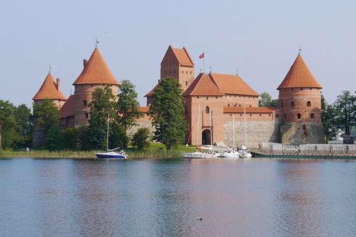 Old Trakai Castle