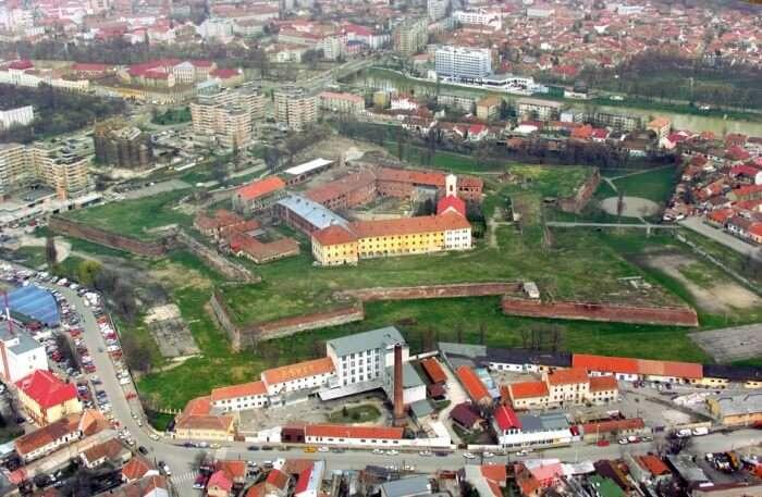 Oradea Citadel