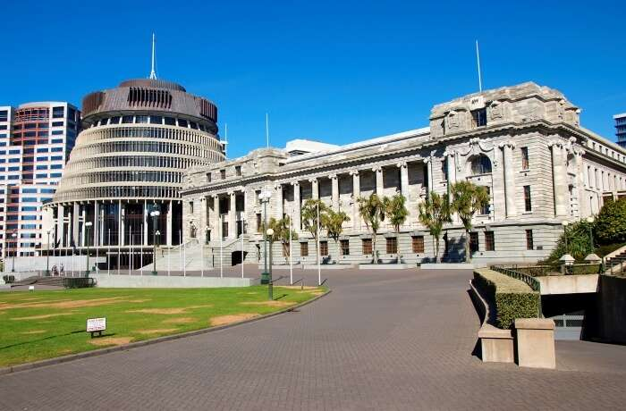 Parliament Buildings Tour