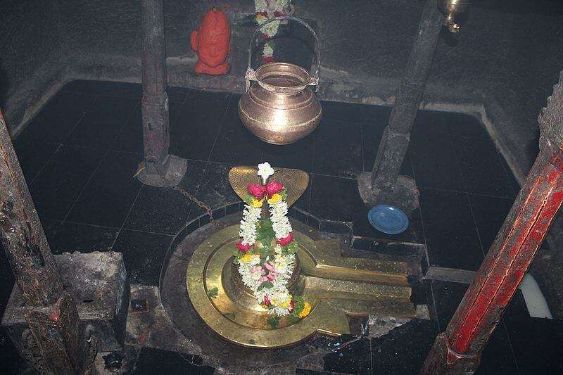 Amareshwar temple shivling