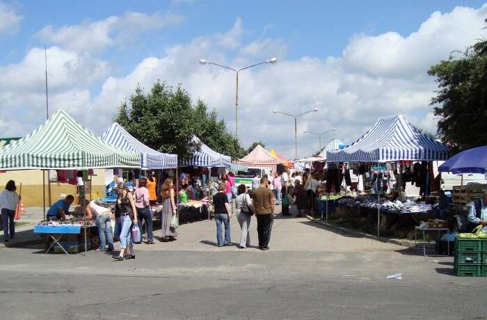 Plac Targowy Flea Market