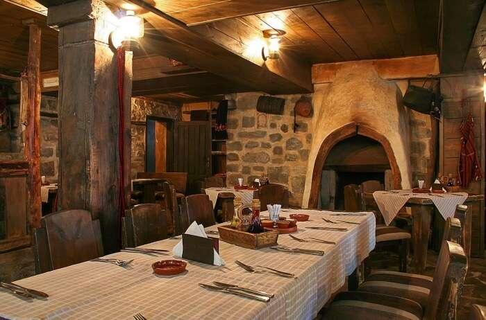 Pod Lipite Tavern