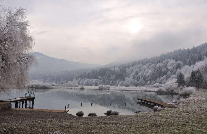 Podpesko Lake