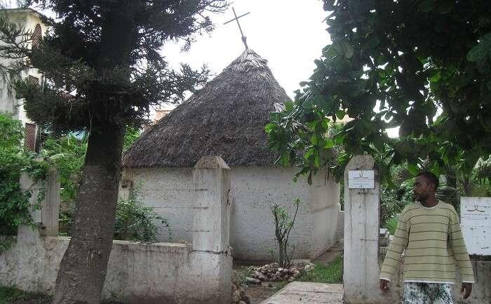 Portuguese chapel
