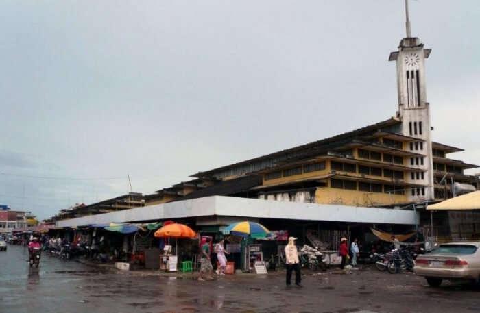 Psar Nath In Battambang