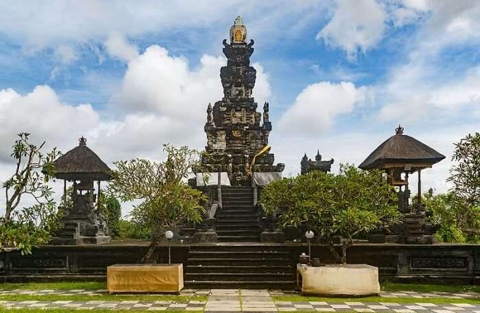 Pura Jagatnatha In Denpasar