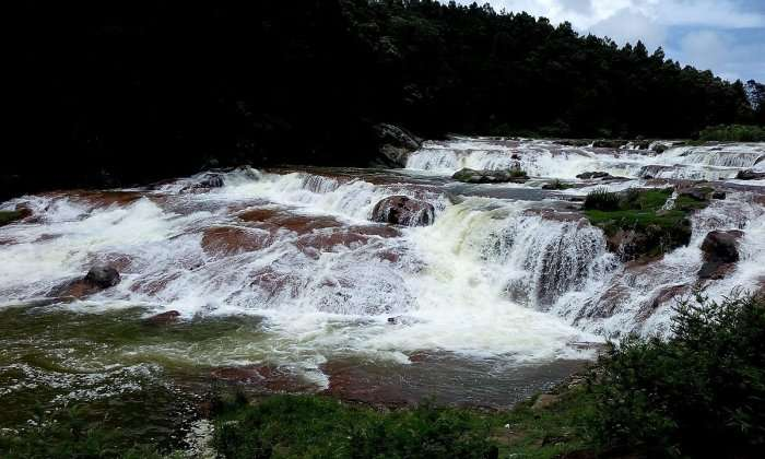 Beautiful Pykara falls