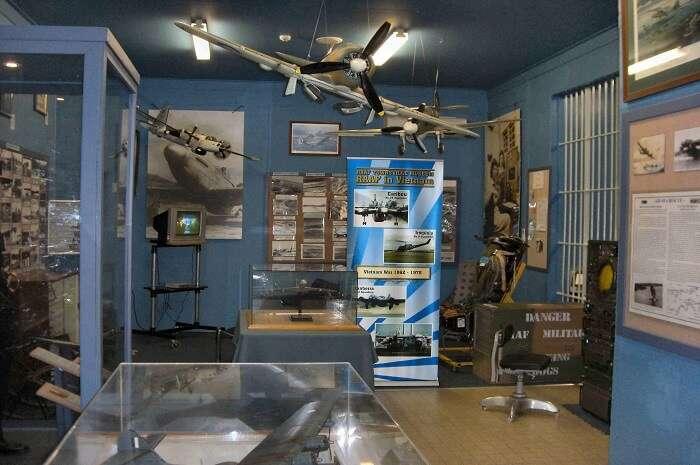 Raaf Townsville Museum