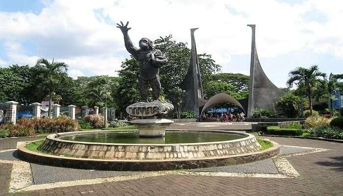 Zoo in Jakarta