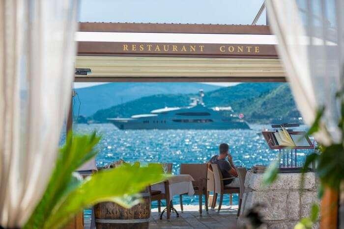 Restaurant Conte