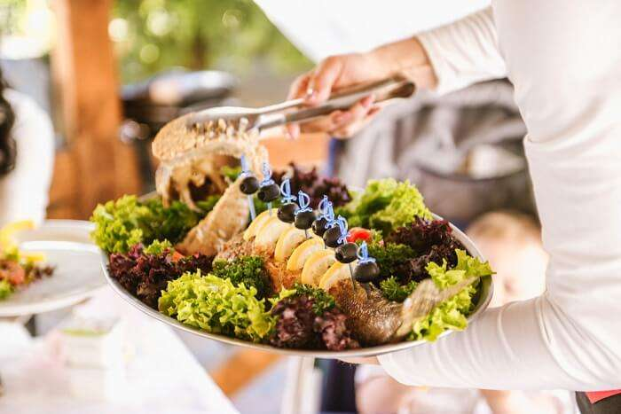 Restaurants in Varna cover
