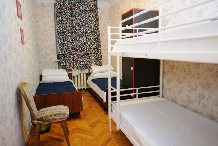 Retro Moldova Hostel
