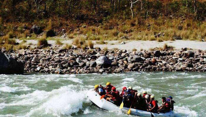 River Rafting In Rishikesh_23rd oct
