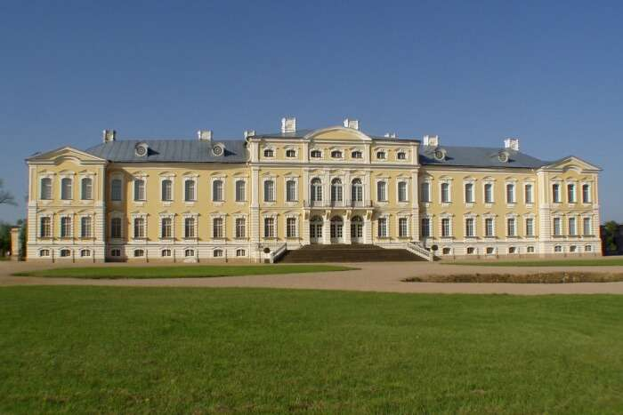 Rundale Palace And Museum