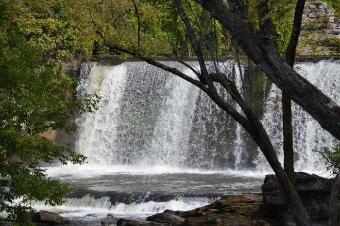 Rust en Vrede Waterfall