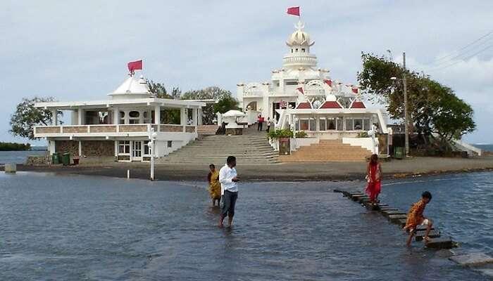 sagar shiv mandir mauritius
