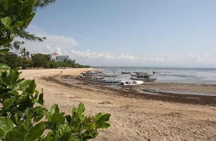 Sanur Beach View