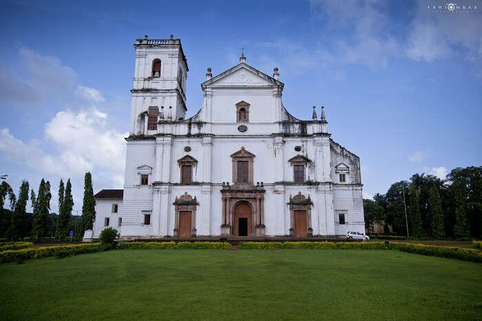 Se Cathedral building