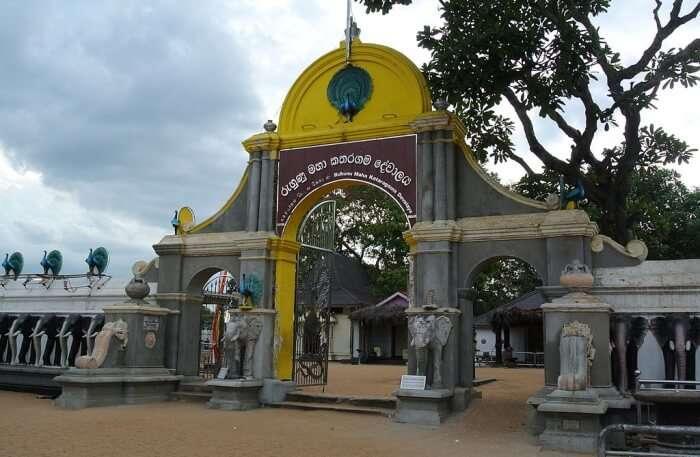 Sella Kataragama Temple
