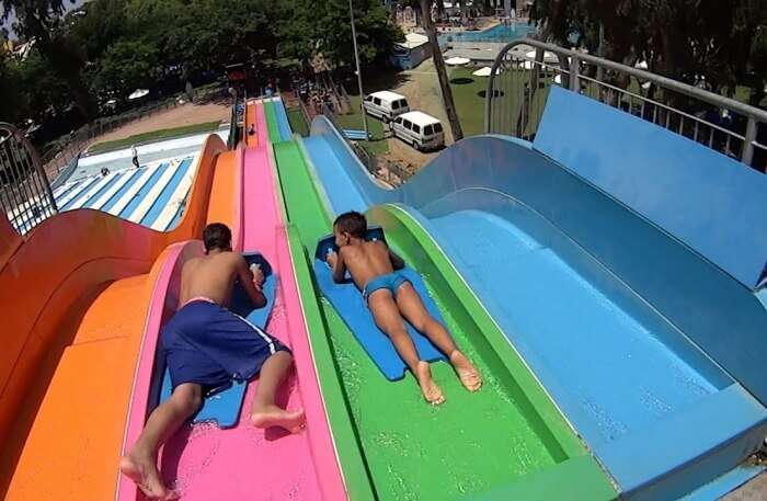 Shefayim Water Park