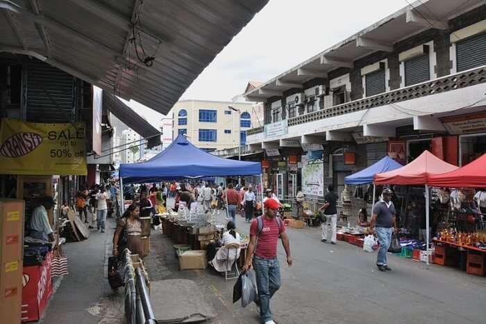 Shopping in Mauritius