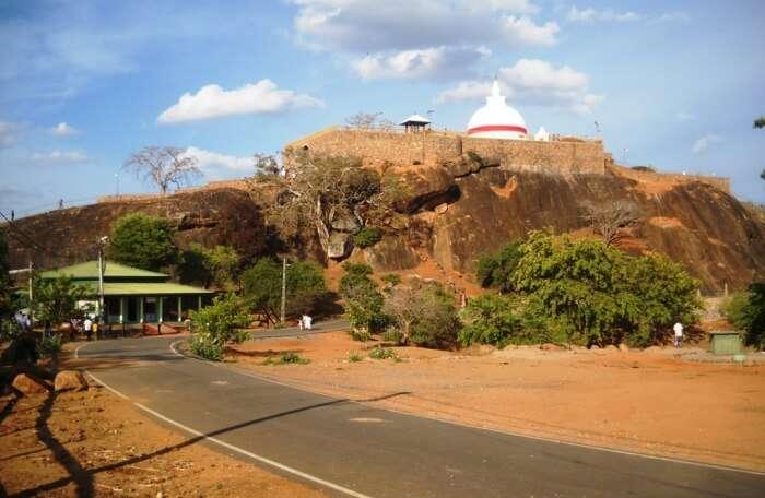 Sithulpawwa Buddhist monastery