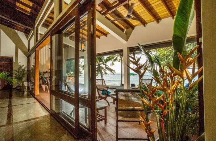 South Point Villa in Galle