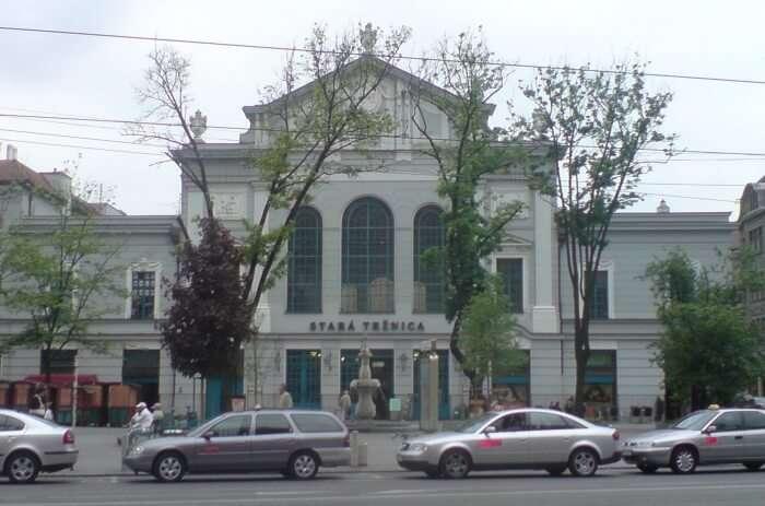 Stará Tržnica