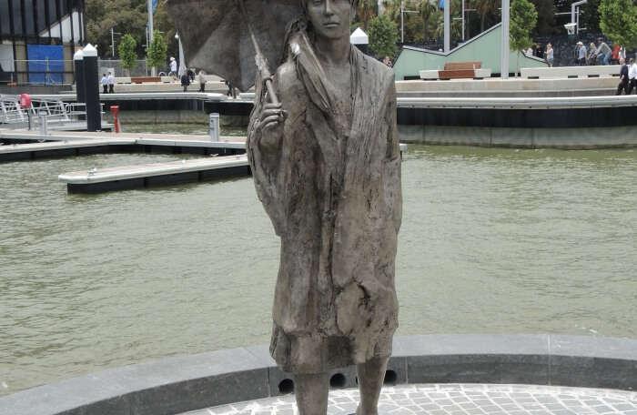 Statue Of Bessie Rischbieth