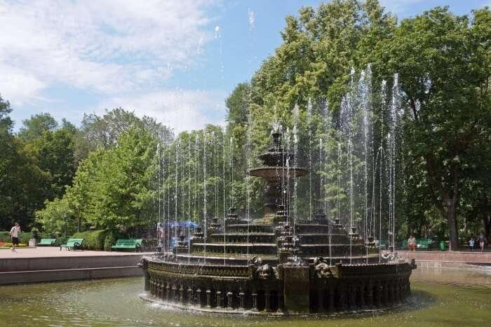 Parc Stefan cel Mare