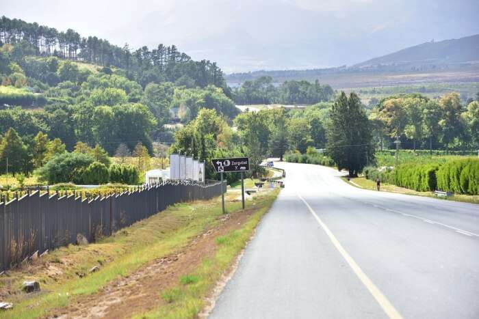 Stellenbosch Wine Routes