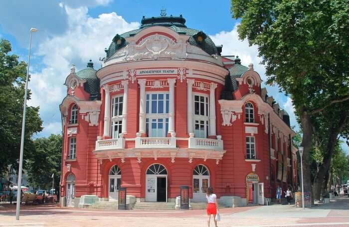 Stoyan Bachvarov Theatre