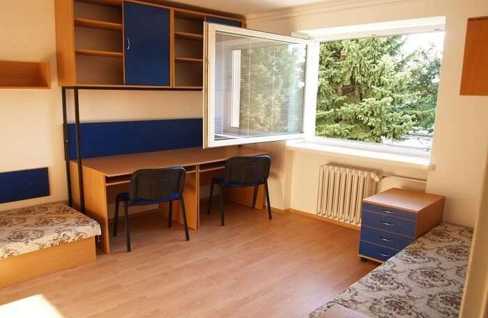 Summer youth hostel Mlada