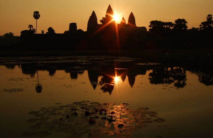 Sunset-Point-At-Angkor-Wat