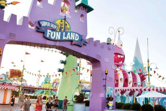 Super Silly Fun Land