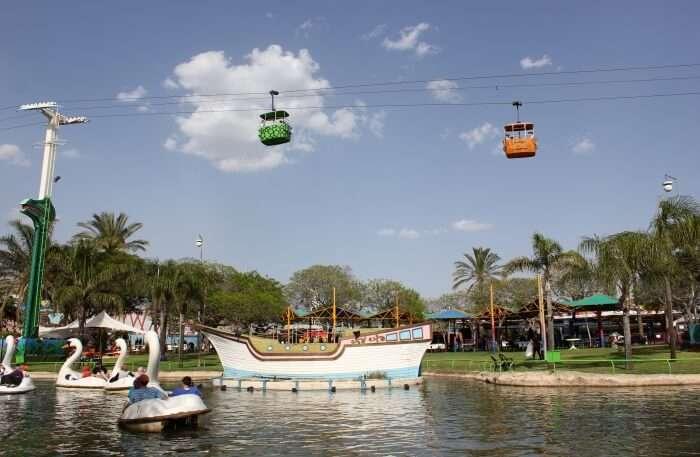 Superland Amusement Park