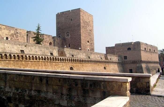 Swabian-Castle