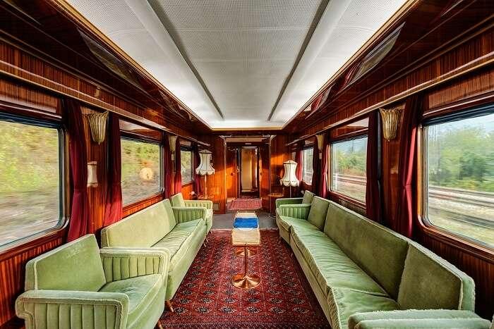 T1 Railcar